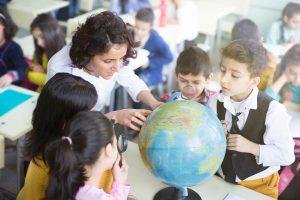 Didáctica de la Geografía en Educación Básica: El Aprendizaje del Espacio en Niños y Niñas