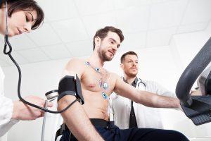 Magíster en Ciencias de la Salud y el Deporte