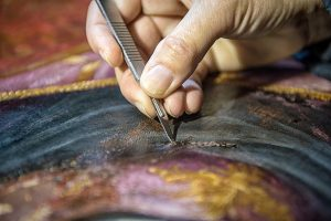 Magíster en Conservación y Restauración de Objetos y Entorno Patrimonial