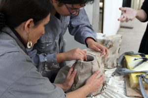 Diplomado en Escultura en Cerámica