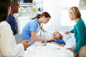 Diplomado Cuidados de Enfermería en Paciente Critico Pediátrico
