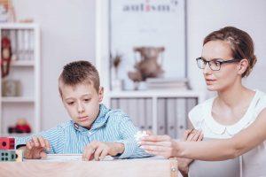 Diplomado en estrategias de inclusión psicoeducativa para niños con síndrome autista y síndrome de asperger