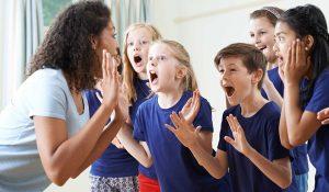 Diplomado en Metodologías Teatrales Aplicadas a la Educación