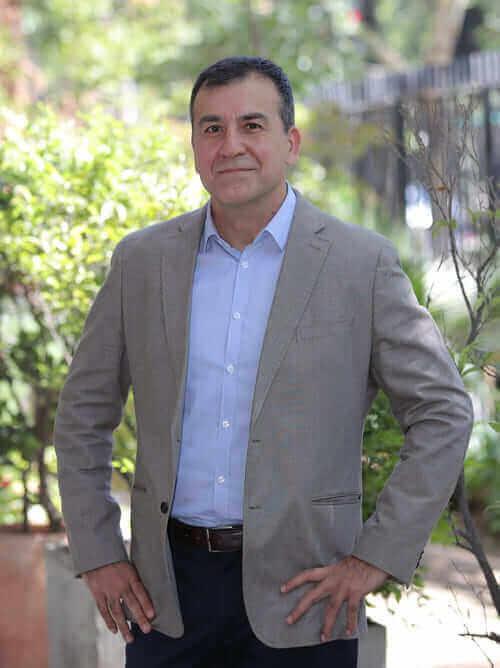 Patricio Abarca Mora