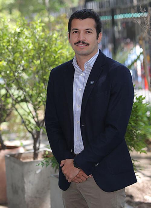 Pablo Rojas UFT