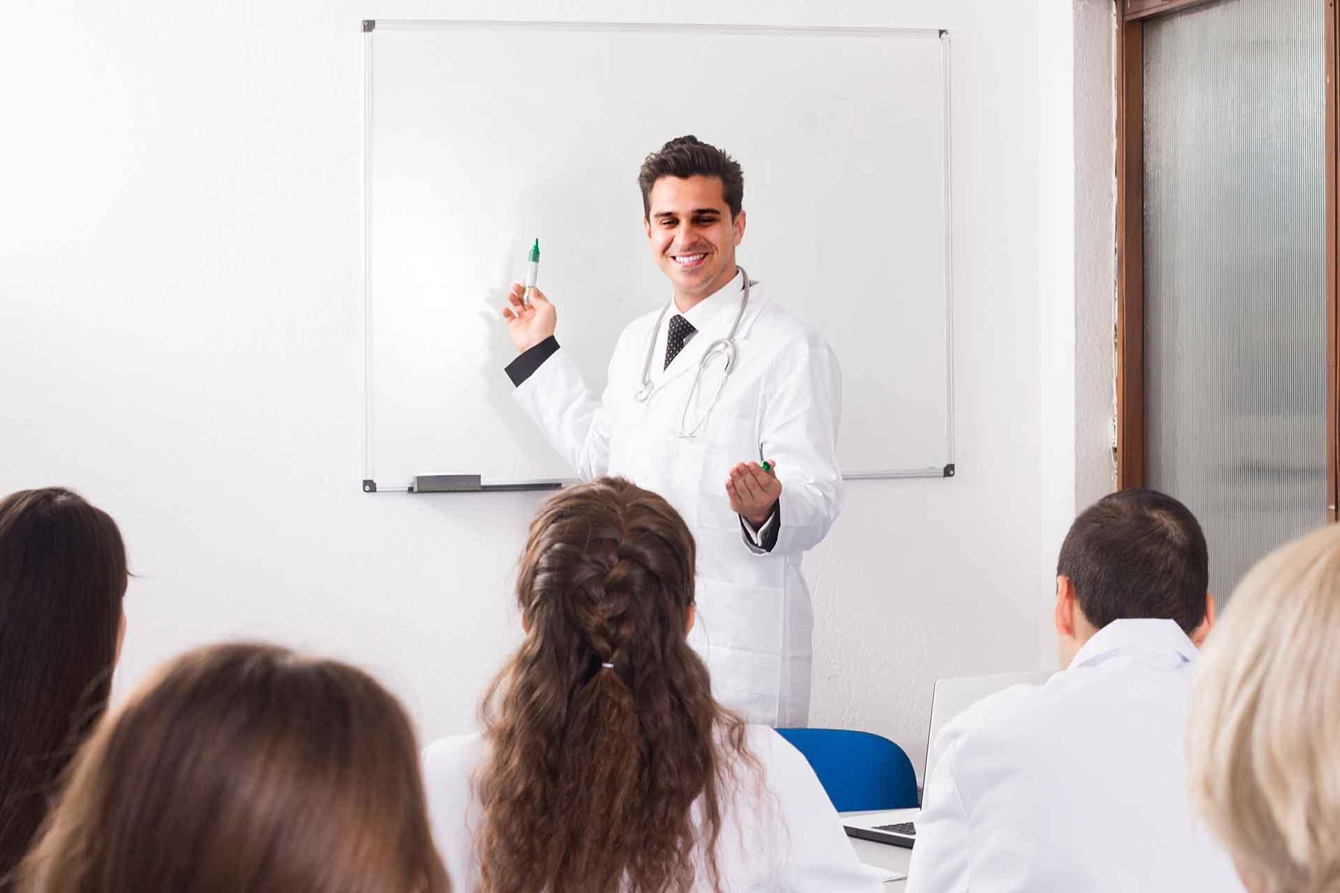 Diplomado en pedagogía universitaria en ciencias de la salud